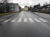 Přechod pro chodce v ulici Čs. armády bude osvětlen