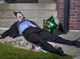 Když vás přemíra alkoholu příliš rozdovádí, můžete Nový rok strávit na protialkoholní záchytné stanici