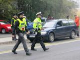 Policisté zadrželi muže, který při konfliktu použil zbraň
