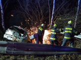 Provoz na dálnici zkomplikovaly tři nehody