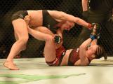 Lucie Pudilová rozhodující zápas v UFC prohrála