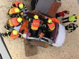 Dobříšští hasiči zahájili rok mezinárodní soutěží Winter Rescue Challenge