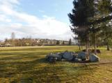 Sedlčany budují sportovně rekreační areál v Luční ulici