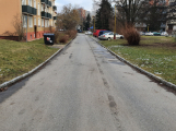 V ulici Gen. Kholla vznikne 136 nových parkovacích míst