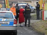 Policisté šetří vraždu na Příbramsku, podezřelého zadrželi