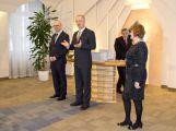 Slavnostní setkání s absolventy středočeské Akademie 3. věku VISK