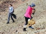 Pneumatiky, kanystry s olejem, plechovky. 300 dobrovolníků vyčistilo břehy Orlíka