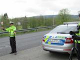Nohu z plynu! Kde tento týden budou policisté měřit rychlost?