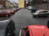 Příbram plánuje výstavbu parkovacího domu u nádraží