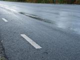 Meteorologové varují: V noci na čtvrtek se bude na silnicích tvořit náledí