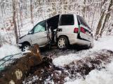 Varování meteorologů se potvrdilo, sníh komplikuje dopravu