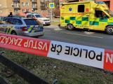 Policisté hledají svědky dopravní nehody, při které došlo k vážnému poranění chodce