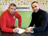 Nový trenér Příbrami je Pavel Horváth