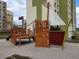 Dětská hřiště se letos v Příbrami po zimě otevřou o dva týdny dříve