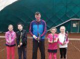 Tenisový klub PB Tisk Bohutín připravuje 50 hráčů na další sezonu