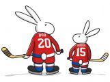 Reklamní spoty pro MS v hokeji se natáčely na příbramském stadionu