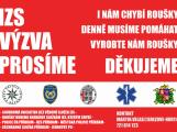 Záchranným složkám chybí roušky. Nemocnice i dobrovolní hasiči prosí veřejnost o pomoc