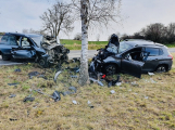 Policisté pátrají po svědcích nehody