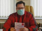 Jan Konvalinka: Vyzývám k potřebě sdělování informací o výskytu nákazy nejen za celé území, ale také za jednotlivé obce