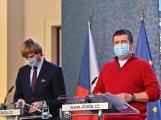 Množství zemřelých lidí nakažených koronavirem vzrostlo o sedm na 53