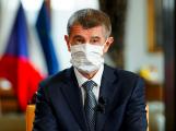 Premiér Andrej Babiš vyzval k tomu, aby lidé o Velikonocích dodržovali pravidla a zůstali doma