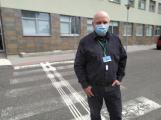 """""""Je to zřejmě nejtěžší období v mé funkci,"""" říká o epidemii ředitel příbramské nemocnice"""