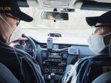 O víkendu zastavili policisté na Příbramsku sedm opilých a zfetovaných řidičů