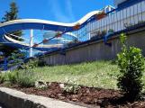 Na Novák s rouškou, aquapark s otazníkem