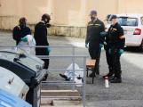 Hasiči dekontaminovali budovu městského úřadu
