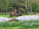 Vstupní brány Areálu Nový rybník se otevřou 11. května. Dokončují se rozdělané stavby a sezonní údržba