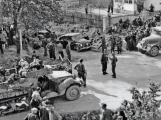 Kapitulaci podepsali vojáci wehrmachtu ve mlýně u Čimelic, tím skončila válka v Česku