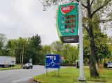 Zlevňování benzinu se zastavilo, u nafty pokles cen pokračuje. Na Příbramsku jsou ceny stále vysoké