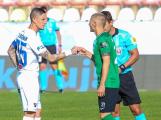 Příbram při Horváthově debutu remizovala s Ostravou 0:0