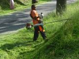 Příbram v letošním roce přistupuje k omezenému sekání trávy
