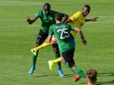 Fotbalisté Zlína zvítězili nad Příbramí 1:0. Zápas rozhodl pokutový kop
