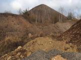 Těžba odvalů kolem Příbrami je zatím v nedohlednu