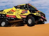 Macík na Dakar vyrazí s automatickou převodovkou