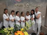 Odběrové centrum krevní plazmy slavnostně otevřelo v Příbrami