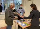 Policisté se zapojili do Evropského dne proti vloupání