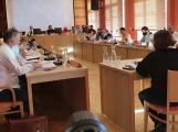 Opozice navrhovala projednání rekonstrukce akvaparku odložit, ale neuspěla
