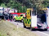 V červnu na silnicích ve Středočeském kraji zemřelo 11 lidí, z toho dva na Příbramsku