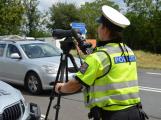 Navzdory předem avizované dopravní akci porušil každý čtvrtý řidič předpisy