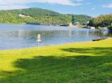 Kvalita vody na Orlické a Slapské přehradě se zlepšila