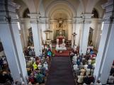 Od vysvěcení kostela na Březových Horách uběhne 130 let