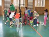Projekt Trenéři do škol v Příbrami pokračuje