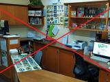 V Knihovně Jana Drdy už Informační centrum nenajdete