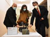 V příbramské nemocnici zahájili rekonstrukci dalšího patra pro následnou péči