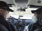 Policie odhalí při kontrole elektronických známek i kradené vozy