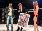 Na gala večeru se s kariérou rozloučil i boxer Daniel Jerling