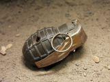 Muž našel protitankový granát